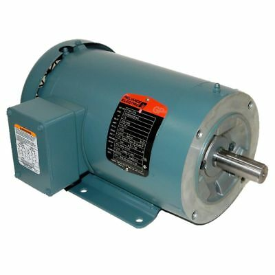 Reliance 1.5 Hp 3600 Rpm Tefc 230/460 Volts 145Tc Footed 3 Phase Motor P14X1374