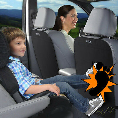 2x Car Seat Back Protector Cover Backseat Dog Child Baby Kick Mat Mud Keep Clean