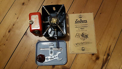 Benzinkocher Enders Baby 9063 Camping Kocher - petrol gas camp stove rechaud