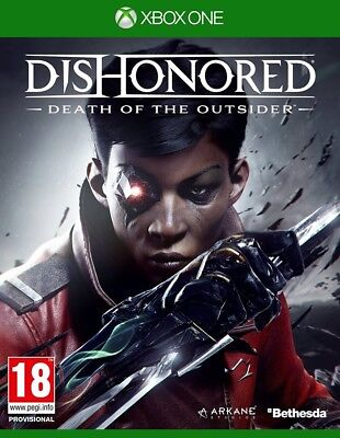 Dishonored Death of the Outsider (XBOX One) NEW & Sealed