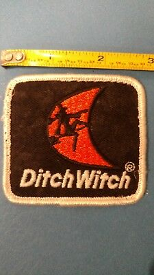 vintage Ditch Witch patch