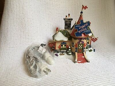 Department 56  NORTH  POLE                     (JOLLY'S JIGSAW PUZZLE WORKSHOP)