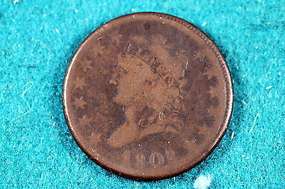 ESTATE FIND 1808  CLASSIC HEAD Large Cent!! #G3671