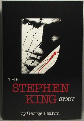 1991 - SIGNED & LIMITED - THE STEPHEN KING STORY - COPY #374 of 450 - FINE COND