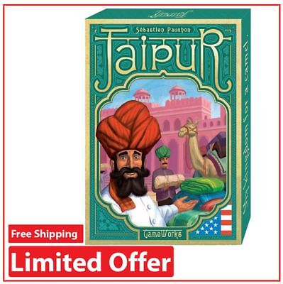 New Full English Version board game Jaipur high quality best card for Family