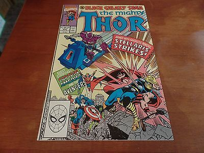 The Mighty Thor #420 Marvel Comic Book-Not Been Read #C336