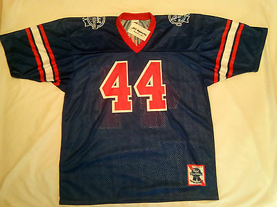 Pabst Custom Made Knit Mesh Football Jersey Beer Sign..Mens XL.New...MADE IN USA