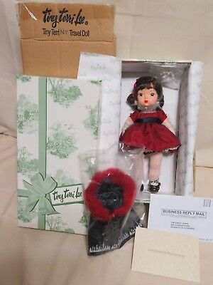 "New York City NYC Travel 10"" Doll - Tiny Terri Lee LE 750"