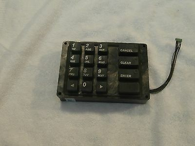 Triton 8100 or 9100 ATM Keypad Assembly SPED Design
