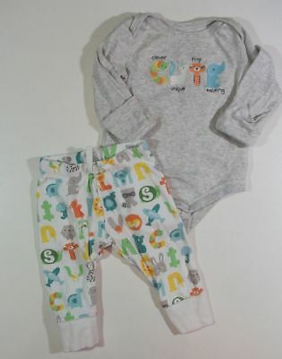 GYMBOREE BRAND NEW BABY animals PANTS BODYSUIT TOP girl boy 3-6 months