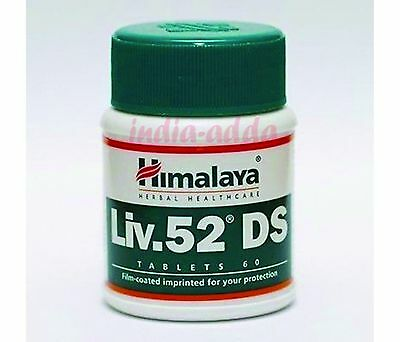 Himalaya Herbals Liv 52 DS-100,200,300 Tablets Expiry 2019 NEW STOCK ,