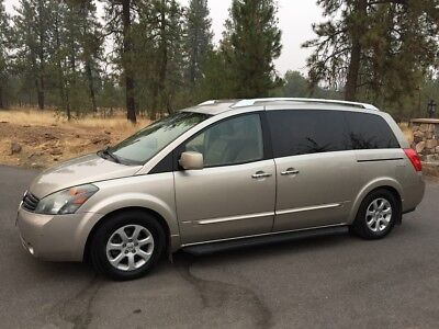 2007 Nissan Quest SL Nissan Quest 2007 SL      Location - Cheney, WA