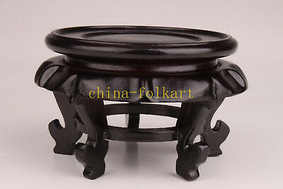Wooden Base Crafts Items Furnishing Articles Display Collectable