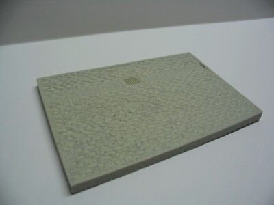 Reality In Scale 1:35 Round Cobblestone Street Section - Resin Accessory #35054