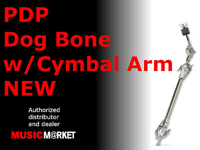DW PDP Dog Bone w/Cymbal Arm NEW