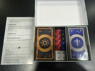 The Witcher 3 Blood and Wine PS4 DLC and 2 Sealed Gwent Decks W/ Collector's Box