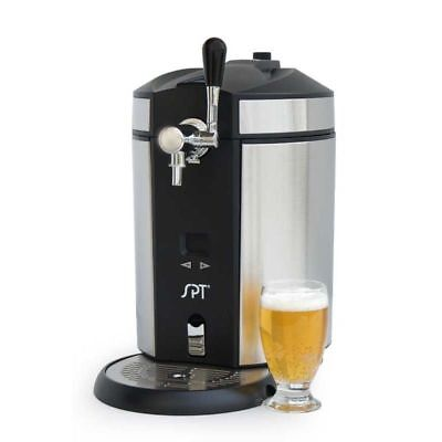 SPT BD-0538 Mini Kegerator & Dispenser Stainless Steel New  b