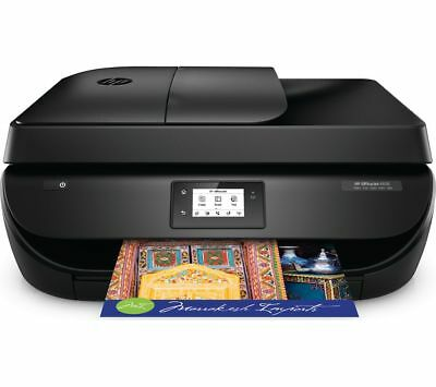 HP OfficeJet 4658 All-in-One Wireless Inkjet Printer with Fax 4800x1200dpi Black