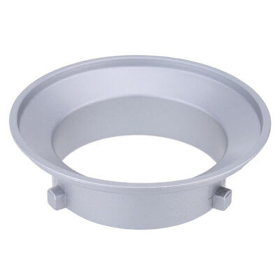 SA-01-BW 144mm Mounting Flange Speedring Ring Adapter for Flash for Bowens W8C4