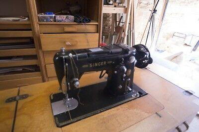 singer sewing machine antique