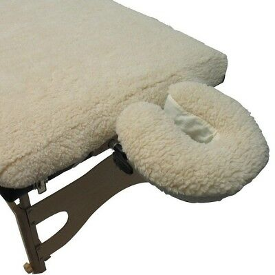 LUXURY FLEECE MASSAGE TABLE COVER SET (No Face Hole)