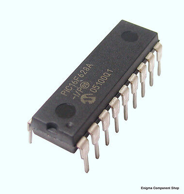 Microchip PIC16F628A-I/P Microcontroller IC, UK SELLER, FAST DISPATCH!