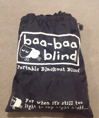 Baa Baa Blind For Baby (set of 2 Blockout)