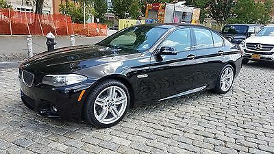 2016 BMW 5-Series M PACKAGE 2016 BMW 535I XDRIVE M PACKAGE BLACK/BLACK ,SPORT SEATS,HEADSUP,CAMERA,HEATED