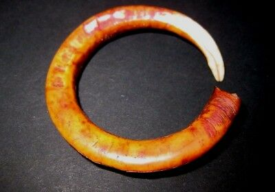 !!! OLD nice primitive money boartusk from the northcoast - PAPUA NEWGUINEA  !!!