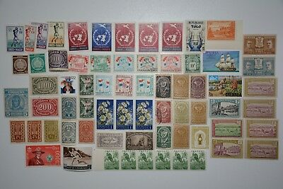 mint old world stamps