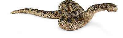Fake Realistic Rubber North America Green Anaconda Snake Toy Props Scary Gag NEW