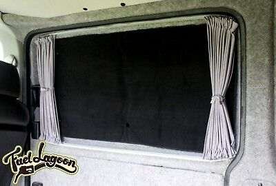 VW T4 Transporter Camper van Tailored Thermal Screen Blind Cover window Silver