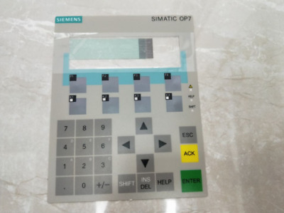 New Membrane Keypad  For Siemens 6AV3607-1JC20-0AX1 Free Shipping