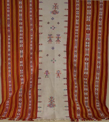 Selimut (man's cloth) from the village Oinlasi Timor Indonesia 1970s