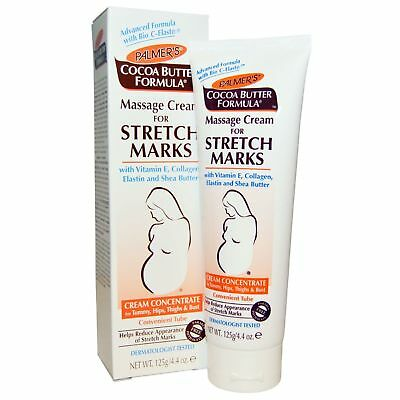Palmers, Cocoa Butter Formula, Massage Cream for Stretch Marks, 4.4 oz (125 g)