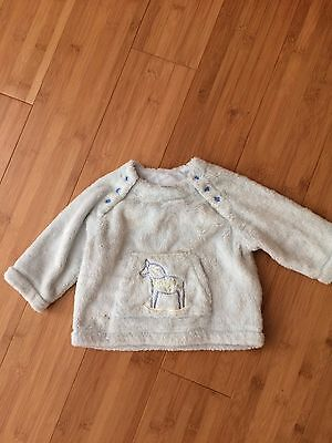 Hanna Andersson boys size 70 sweater