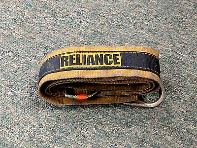 "Reliance Cross Arm Safety Strap 3"" X 6' with 2 D Rings 2 PLY- Free Shipping"