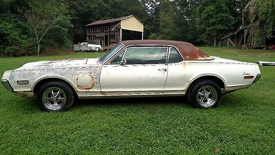 1968 Mercury Cougar Xr7 1968 Mercury Cougar XR7