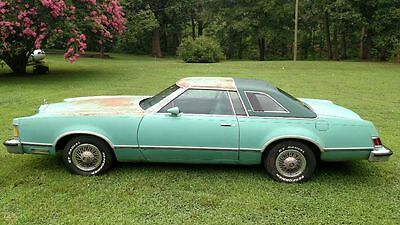 1978 Mercury Cougar  1978 Mercury Cougar XR7