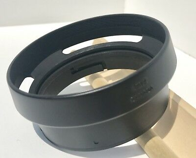 VERY RARE 1974 Vintage Leitz Lens Hood 12519 for Leica Noctilux M 50mm F1.1