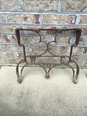 Cast Iron Machine Legs Great For Furniture Project