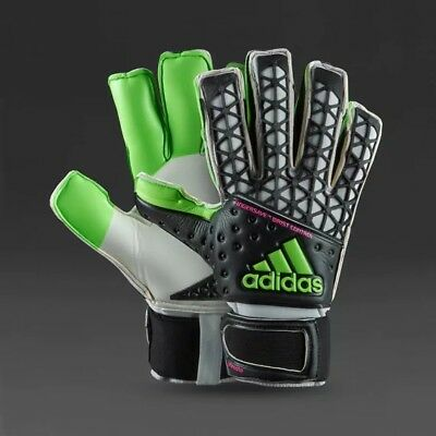 adidas Ace Zones Ultimate Fingersave Goalie Gloves 8.5 rrp£130 - Only £45.00