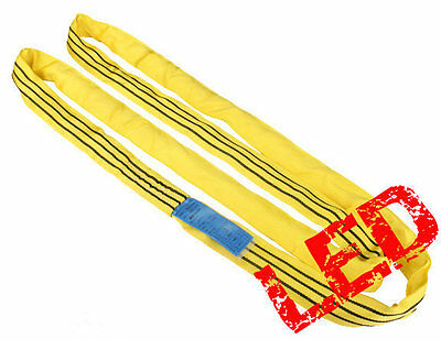 NEW industrial lifting equipment 3t x 1m Round Sling