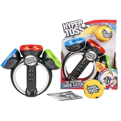 Moose Toys Hyper Toss Electronic Interactive Ball Catching Game Kids 6+ Years
