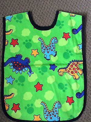 Dinosaurs Paint Smock Age 2-6