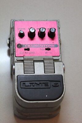 line 6 crunchtone effects pedal