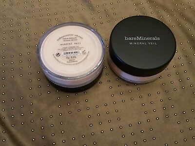 Bare Escentuals *MINERAL VEIL* Bare Minerals Finishing Powder 9g