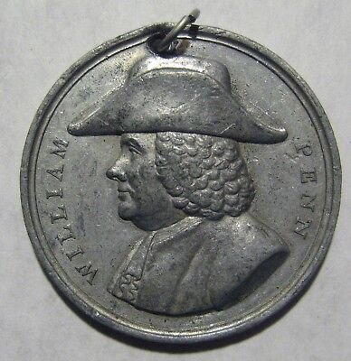 William Penn Medal Take a Look