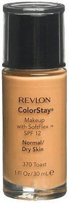 Revlon Colorstay Makeup With Softflex Foundation For Normal / Dry Skin (CHOOSE)