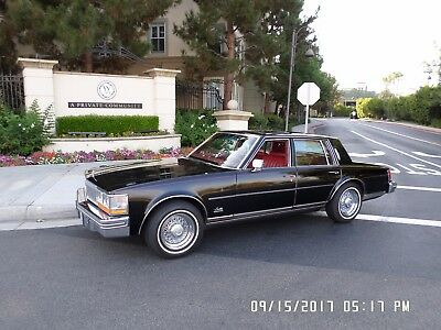 1978 Cadillac Seville Seville 1978 Cadillac Seville rare color combo,18k miles,Ice cold AC, moon roof .